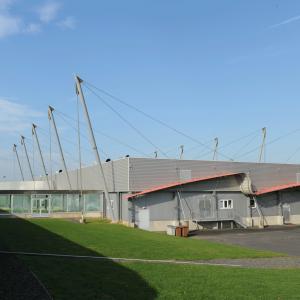 Hall technologique de Saint-Lô Thère - Bâtiment ateliers