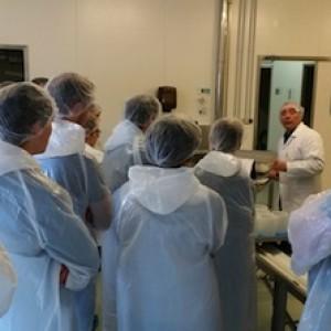 Atelier technologie laitière