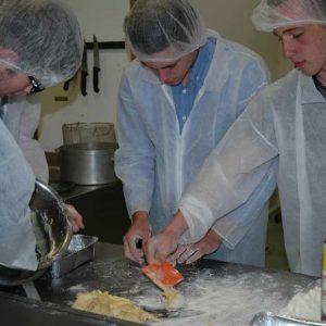 Fabrication de cakes