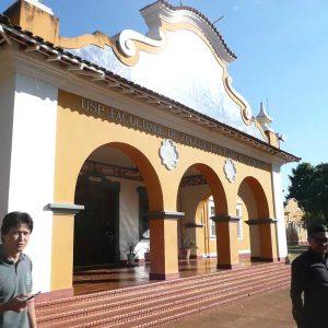 Pirassununga - Bâtiment universitaire