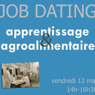 job dating apprentissage et agroalimentaire