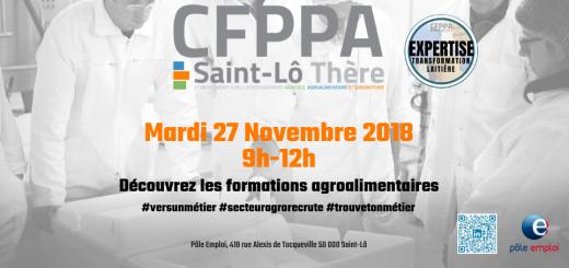 CFPPA de saint lo there