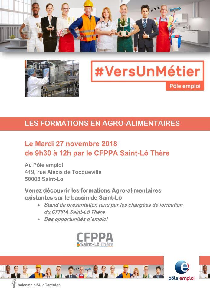 CFPPA de Saint-Lô Thère