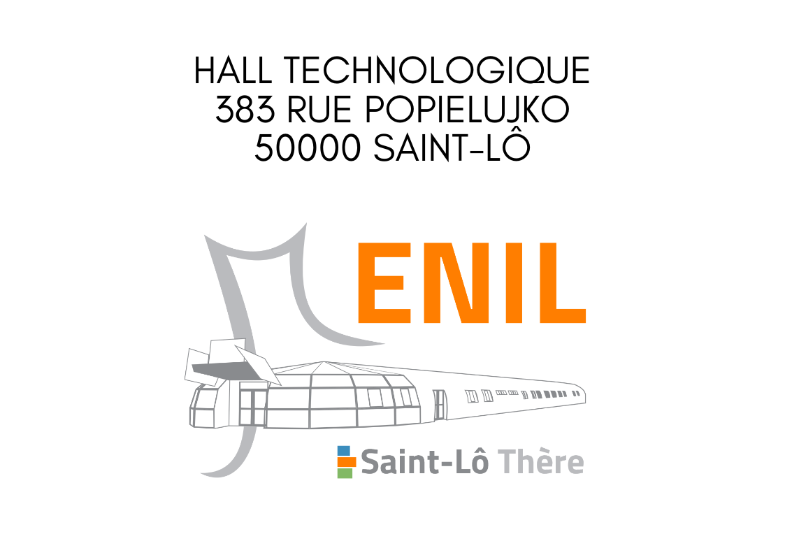 Logo de l'ENIL de Saint-Lô Thère