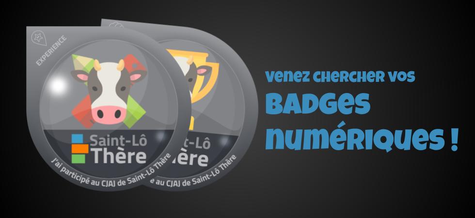 Badges numériques